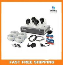 Swann 4 Camera 4 Channel 1080p Full HD DVR THERMAL SENSING Security System