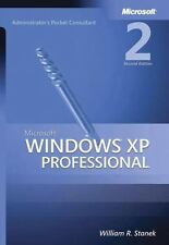Microsoft Windows XP Professional Administrator's Pocket Consultant (Pro-Adminis