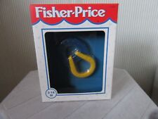 Fisher-Price    vintage  ijsbijtring
