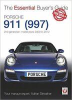 Porsche 911 (997) 2009-2012 Buyer'S Guide Book