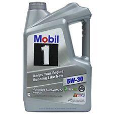 Mobil 1 120764 Synthetic Motor Oil 5W-30, 5 Quart New