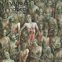 CANNIBAL CORPSE - THE BLEEDING  (180 GR. BLACK VINYL)   VINYL LP NEU