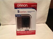 Omron 5 Series Upper Arm Blood Pressure Monitor with Cuff that fits Standard...