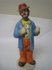 Emmett Kelly Jr Signature Collection Figurine - Flambro 9770D - Selling Balloons