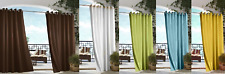 INNOVATING 1PC SOLID PANEL GROMMET THERMAL SUNBLOCKING OUTDOOR PATIO GAZEBO