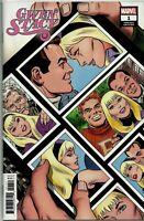 GWEN STACY #1 HIDDEN GEM VARIANT COVER JOHN ROMITA SR MARVEL COMICS 2020