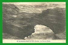CPA-85- St GILLES-Croix de vie - Le Trou du diable