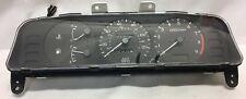 1996 Nissan Infinity G20 OEM Instrument Display Cluster Gauges Panel 78J05 USED