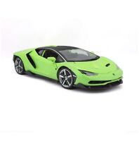 Lamborghini Centenario - Green 1/18 scale Maisto special Edition Die Cast - New