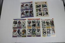 MCDONALD'S 1993 GAMEDAY COLLECTOR CARDS GIANTS Lot 27 COMPLETE SET OF 18