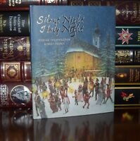 Silent Night Holy Night Illustrated by Robert Ingpen New Deluxe Hardcover Gift