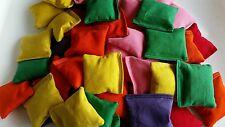 "3"" Cornhole bags (set of 8) bags Corn hole bags Mini Bags Toss Bags 3 inch"