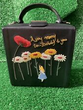 Loungefly Disney Alice In Wonderland A Very Merry Unbirthday To You Wallet/purse