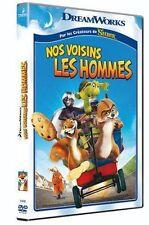 """DVD """"Nos voisins  les hommes""""     Neuf sous blister"""