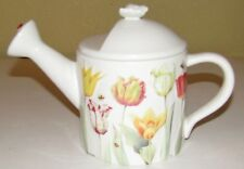 Hallmark Watering Can Teapot Nature'S Sketchbook Tulip Marjolein Bastin Spring