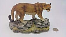 Puma by Andrea by Sadek #5616 Porcelain Wildlife Figure Made in Japan
