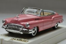 BUICK SUPER 1950 CABRIOLET - SOLIDO AGE D'OR 1/43
