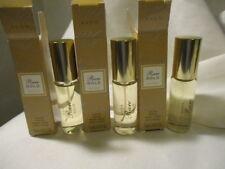 AVON  Eau de Parfum Travel Spray 0.5 oz RARE GOLD Orange/Bergamot/Amber Set of 3