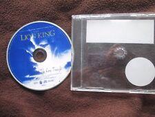 Elton John – Can You Feel The Love Tonight Mercury EJCDJ 34 UK Promo CD Single