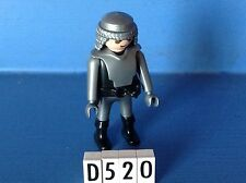 (D520) playmobill chevalier soldat chateau ref 3666 3268