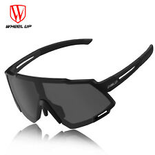 Polarized UV400 Cycling Sunglasses Riding Bike Eyewear Sport Sun Glasses Goggles