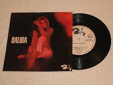 """DALIDA UN TENDRE AMOUR RARE """"PROMO"""" EDITION ESPAGNOL EP 7"""""""