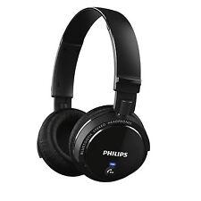 Philips SHB5500 Wireless Bluetooth On Ear stereo Headphones Headsets Black