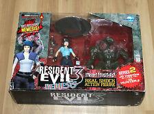 Resident Evil 3 Jill Valentine VS Hunter Moby Dick Figure Nemesis Type Part