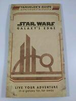 Disney World Star Wars Galaxy's Edge Traveler's Guide