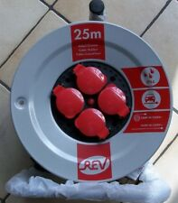 REV Kabeltrommel 25m H07RN-F 3G 1,5mm