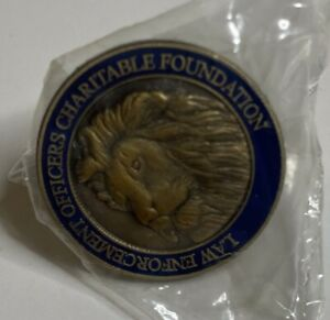 Miami Dade Law Enforcement Officers Charitable Foundation Lapel Collectors Pin