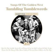 Tumbling Tumbleweeds: Essential Gold by Various Artists (CD, Jul-2007, Dynamic N