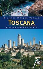 TOSCANA Reiseführer Michael Müller 06 Toskana Italien Pisa Chianti Elba NEU B