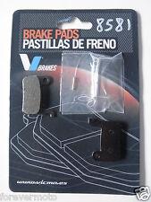 PASTIGLIE FRENO KEVLAR BICI /MTB /BICICLETTA SHIMANO DEORE LX 2005  (COD:8581)