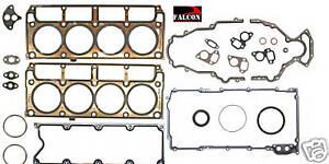 Chevrolet GMC 6.0 VORTEC Full Complete Gasket Set 01-03
