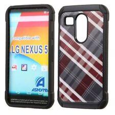Étuis, housses et coques rouge Pour LG Nexus 5X pour téléphone mobile et assistant personnel (PDA) Google