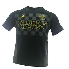 Columbus Crew Official MLS Adidas Youth Kids Size Athletic Jersey New With Tags