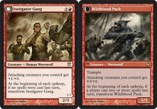 1x Instigator Gang // Wildblood Pack NM-Mint, English Innistrad MTG Magic