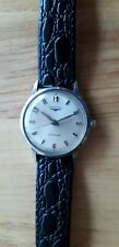 Vintage Longines Admiral 1200 Automatic s/s watch works