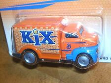 Hot Wheels KIX 1949 Ford C.O.E. Box Delivery Truck MOC Real Riders Diecast NOS