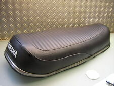 Panchina con riferimento NUOVO ORIGINALI YAMAHA RD 250 rd350 seat with new cover (ds7 r5)