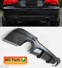 BMW 3 SERIES E92 E93 335 MSPORT REAR DIFFUSER SPLITTER EXHAUST VALANCE BODYKIT