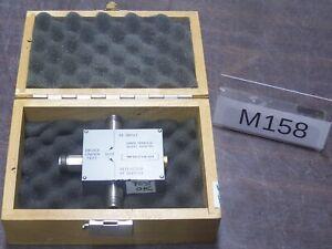WILTRON 60NF50 SWR BRIDGE 5MHz to 2000MHz - In original box # M158