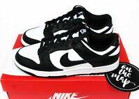 Nike Dunk Low Retro Black White Panda 2021 UK 2 3 4 5 6 7 8 9 10 11 12 US New