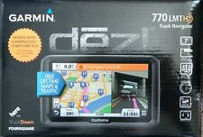 "Garmin dezl 770LMT 7"" GPS for Truck with Bluetooh and Free Lifetime Map and HD"