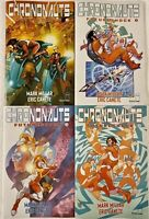 CHRONONAUTS FUTURESHOCK #1, 2, 3, 4 (2019 IMAGE) NM 1ST PRINT MAIN COVER A SET