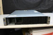 HP ProLiant DL380p G8 1x2.4GHz QuadCore Xeon E5-2609, 16GB RAM, NO HDD, RAID