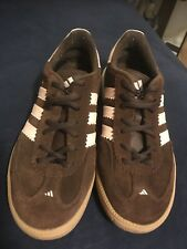 Adidas HB Spezial. Brown/pink suede size. No signs of wear