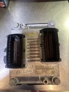 Saab V6 2.8 Aero Engine Ecu Ecm 55563992 Rare Tested