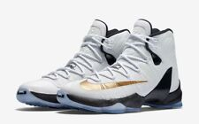 4559996d7a7 Nike MEN S LEBRON XIII Elite GOLD SIZE 8.5 BRAND NEW